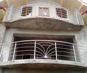 Balustrade inox ieftine balcon